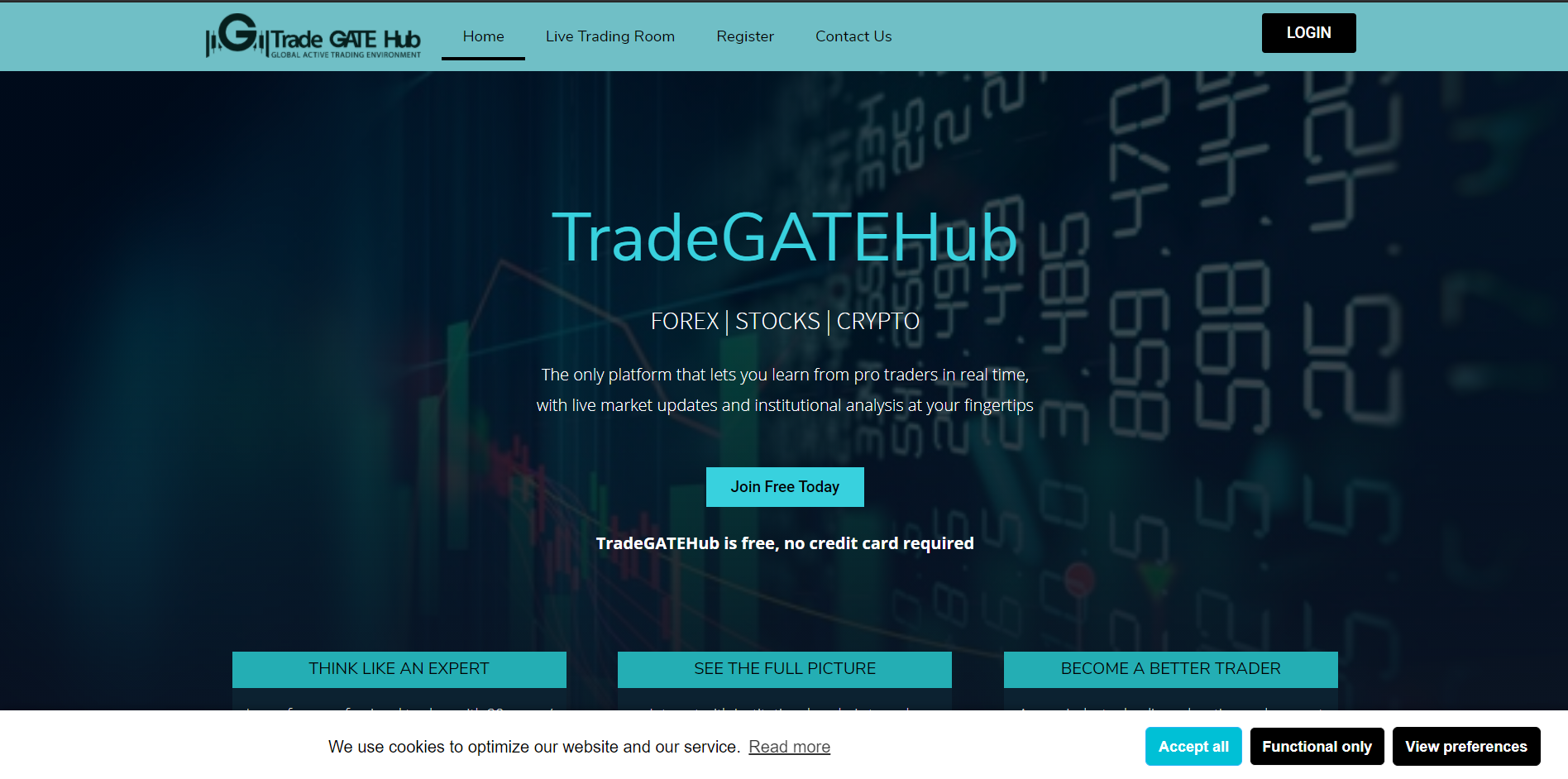Tradeview - Global Active Trading Environment