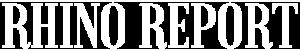 Rhino Report Logo
