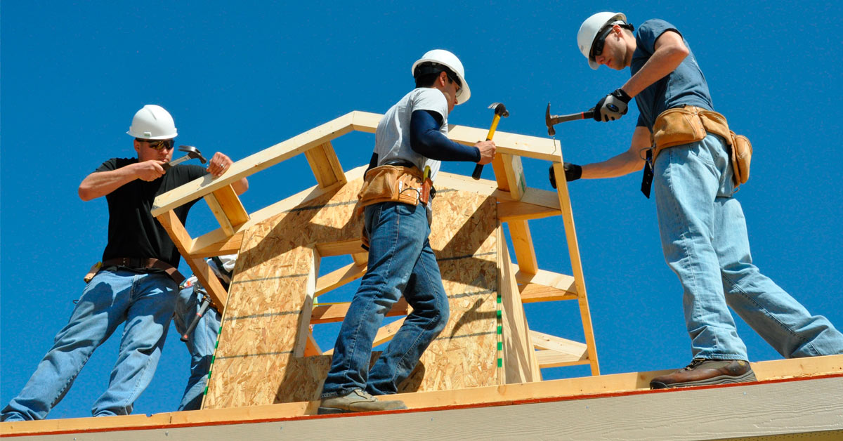 U.S. homebuilding rises as S&P 500 sets new high
