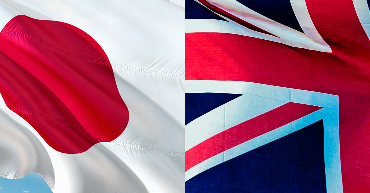 UK announces trade deal with Japan
