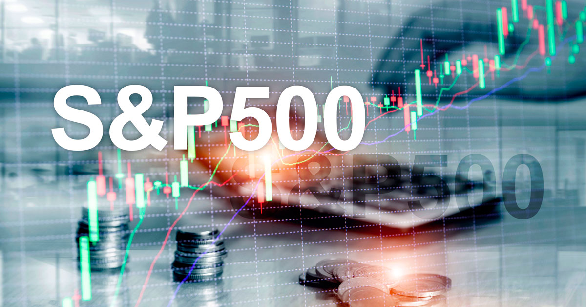 S&P 500 reacts to U.S consumer price increase
