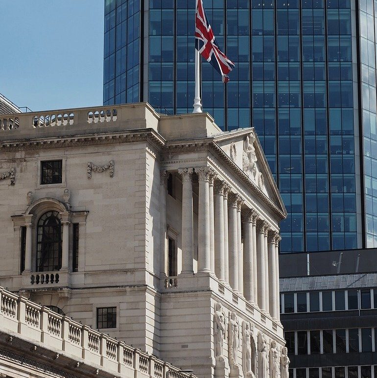GBP moves as Bank of England keeps rates unchanged