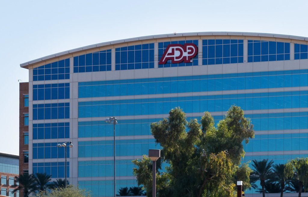 ADP payroll office in arizona reports highest jobs number in 6 months