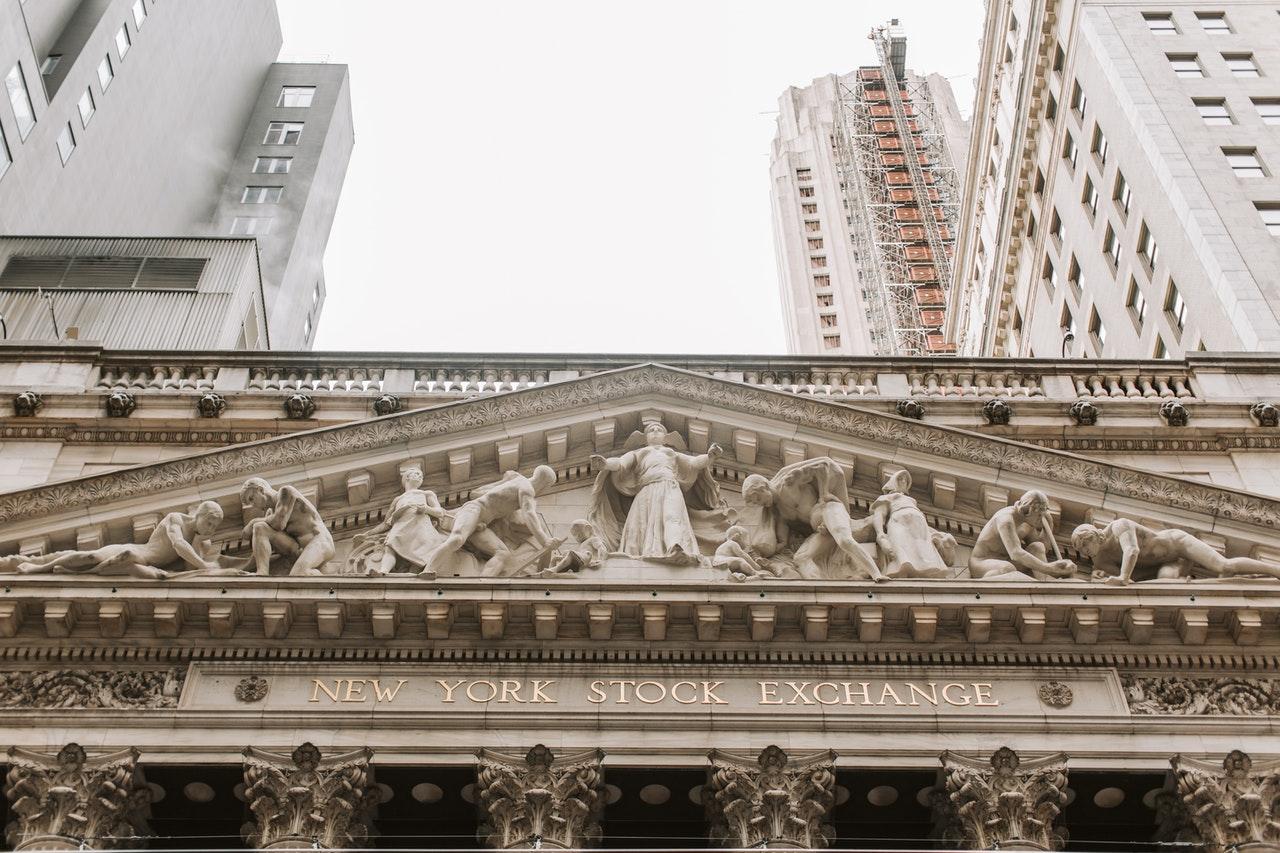 New York Stock Exchange, S&P 500 index