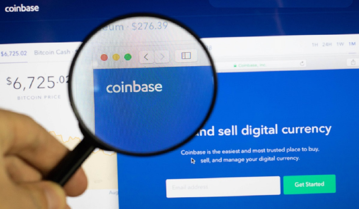 Today coinbase is going public with 100 billion plus IPO