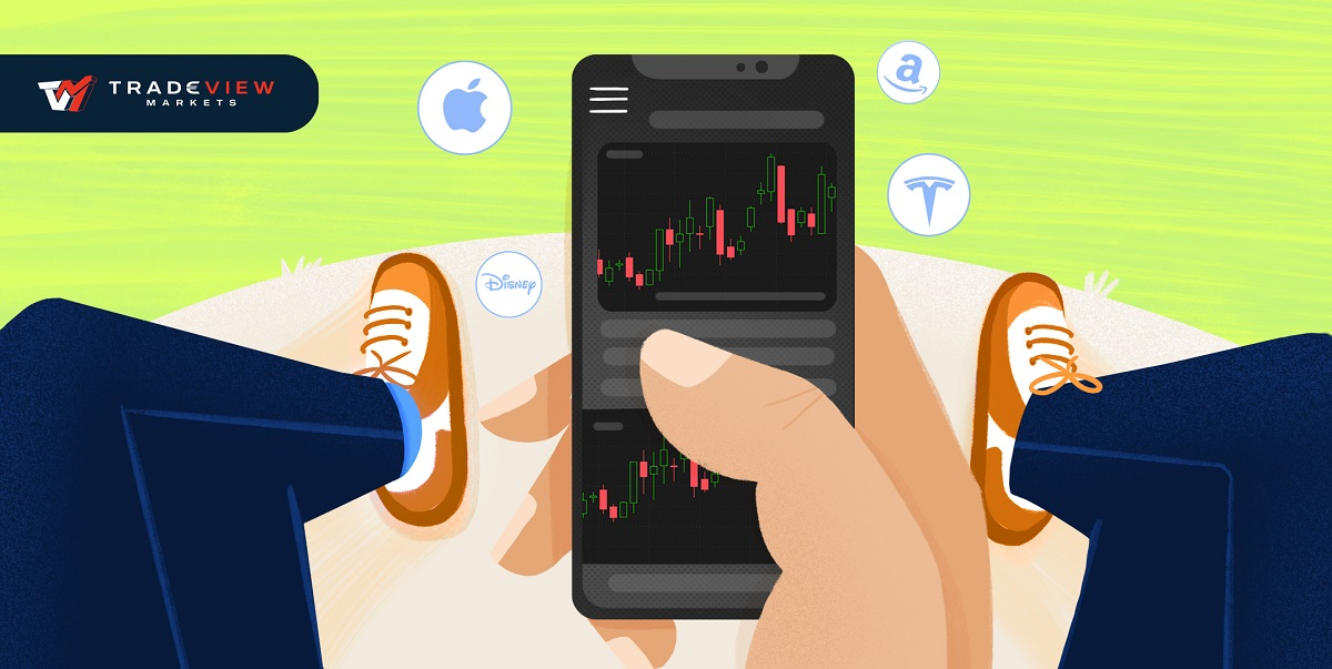 Tradeview's list of the best stock trading apps