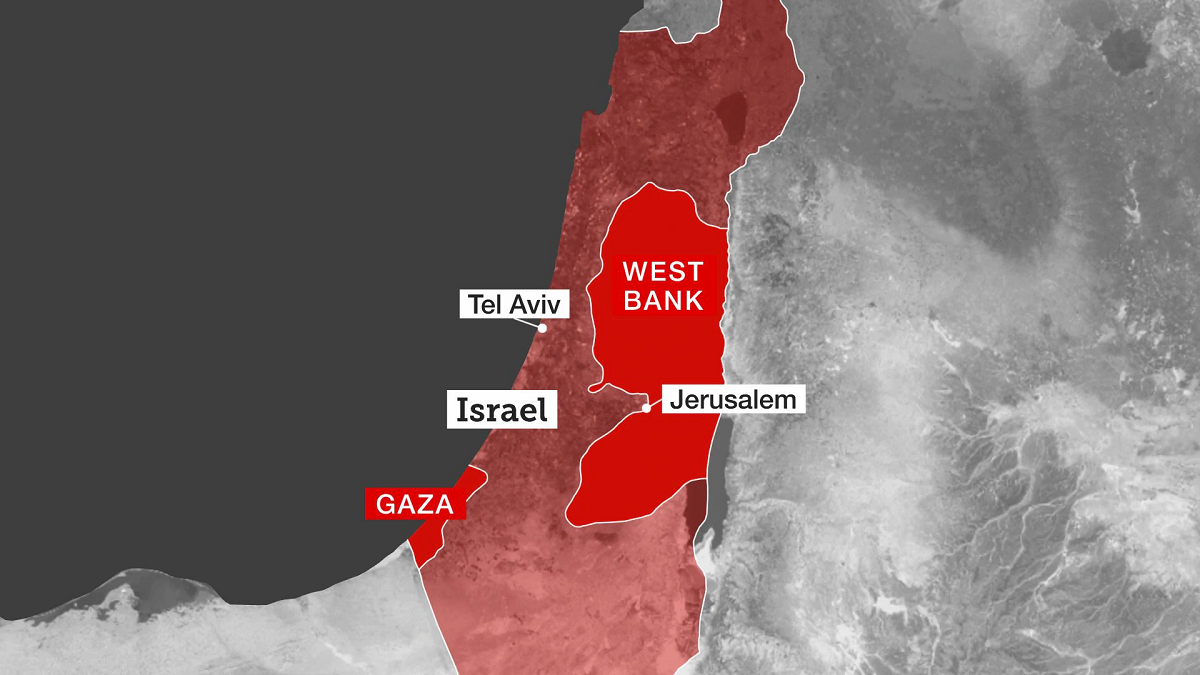 Tensions rise between Palestine and israel as attacks send both countries on alert