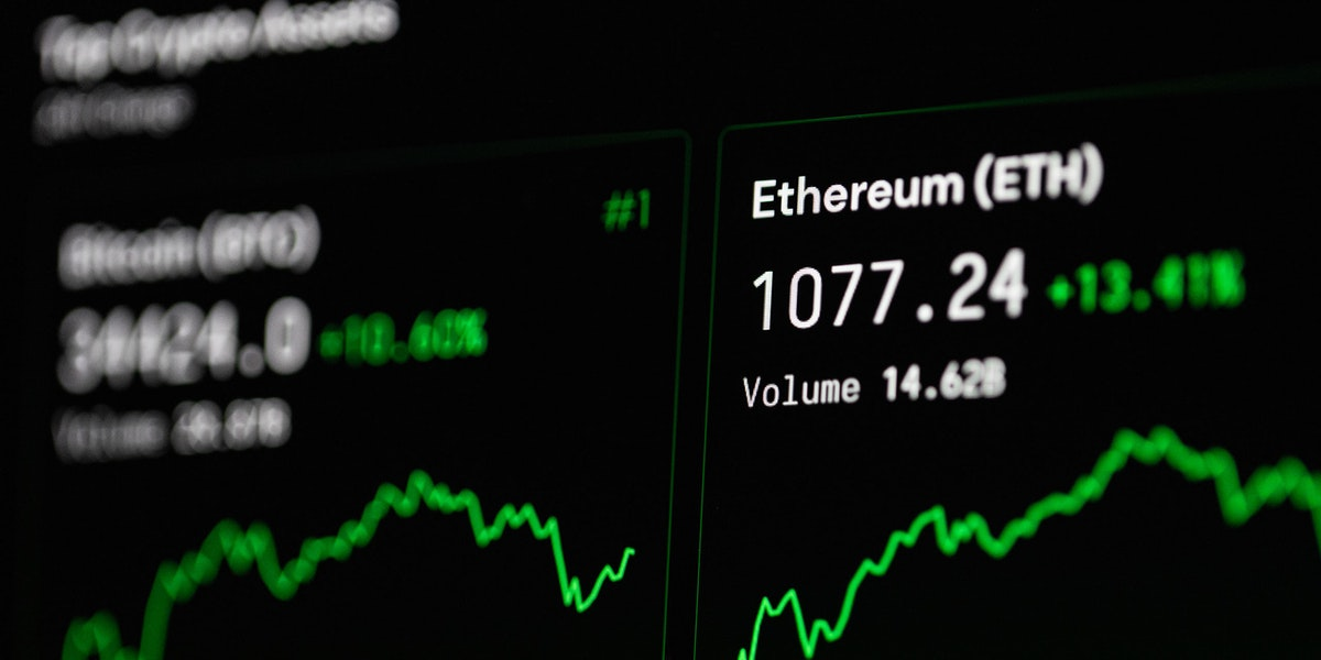 Ethereum Reaches a new record high