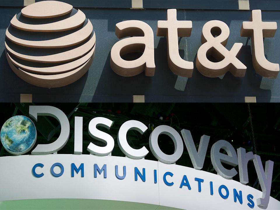 AT&T announced that it will be merging Warner Media with Discovery in a deal said to be worth $43 billion.