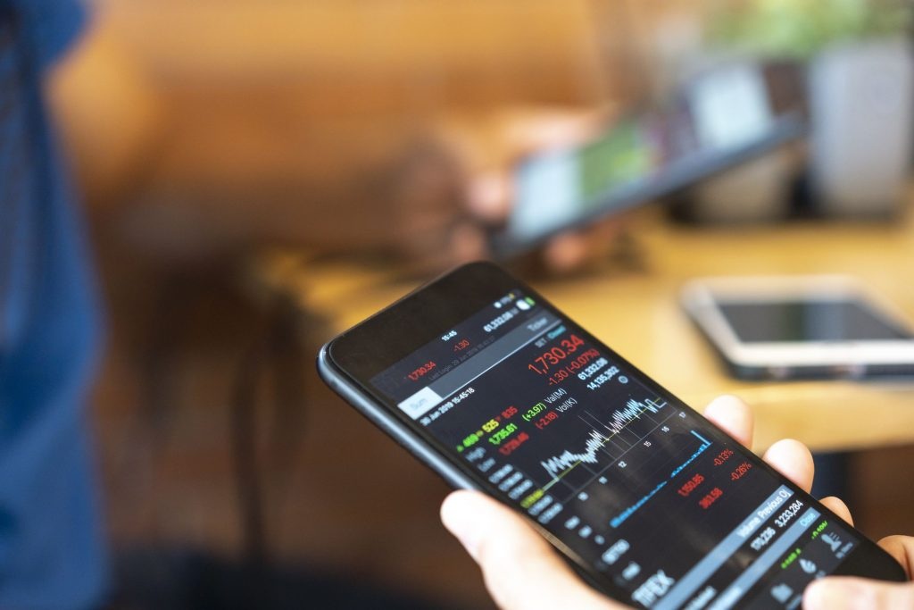 Mobile trading with Metatrader 4