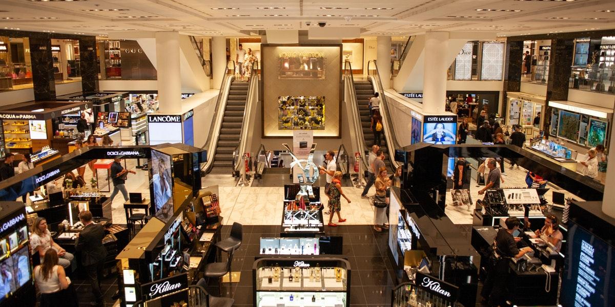 U.S retail numbers